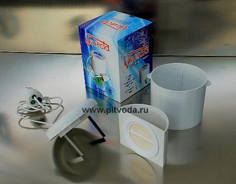 прибор для получения живой и мертвой воды инструкция мелеста - фото 2